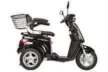 Электроскутер Volteko Trike Round New (Зеленый)