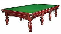 Бильярдный стол для русского бильярда Weekend Dynamic Refinement 12 ф (махагон)