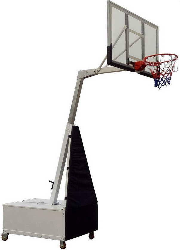 Мобильная баскетбольная стойка DFC STAND56SG