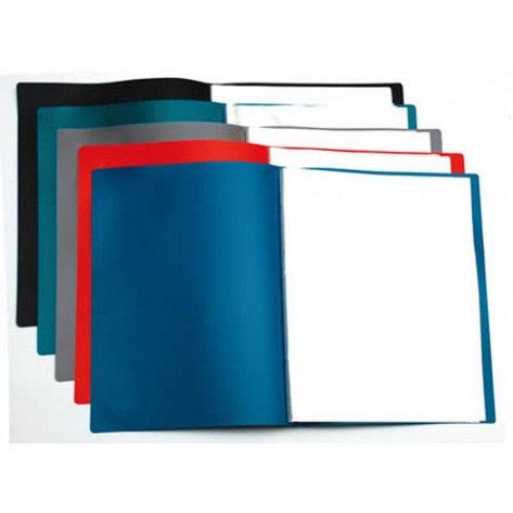 Папка с файлами 20 лист тонкая, фото 2