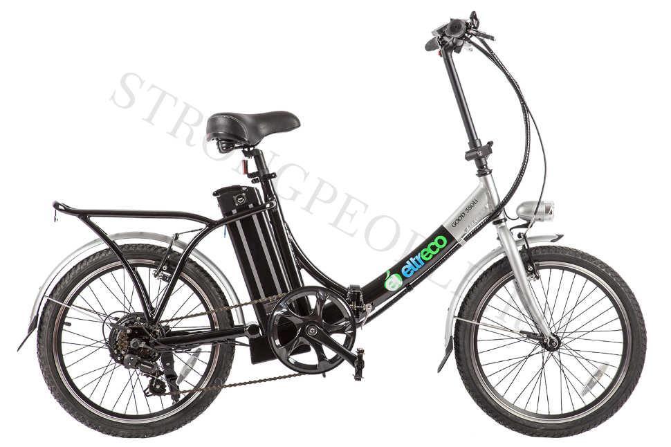 Велогибрид Eltreco Good 350W