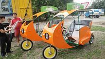 Велорикша Шатл Z18-2M