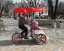 Велорикша Маруся Z1-2М