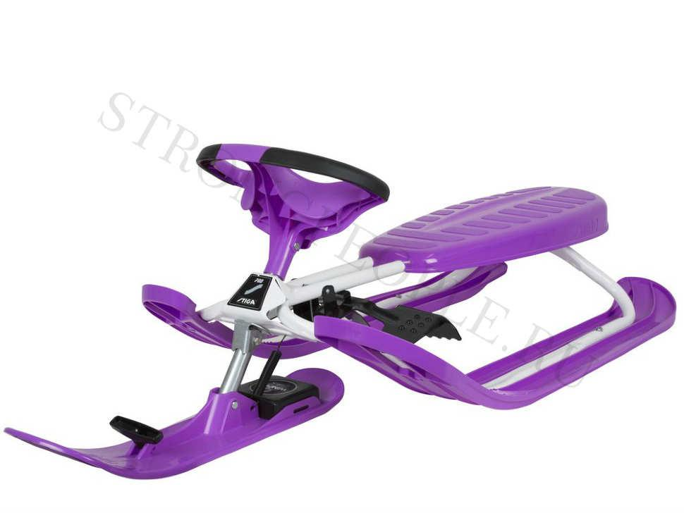 Снегокат Stiga Color Pro Purple 73-2322-04