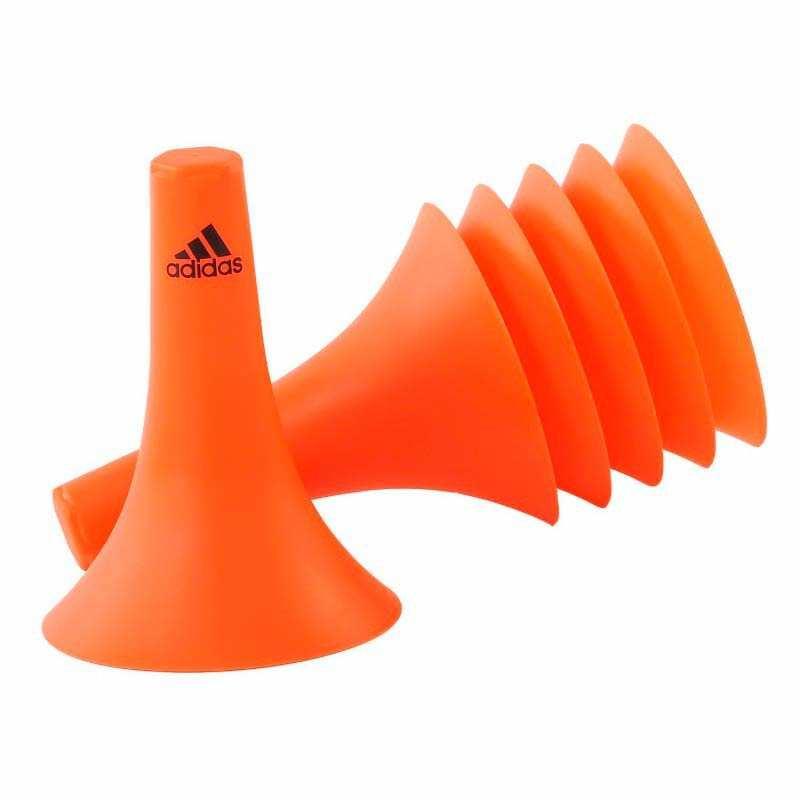 Конусы тренировочные высокие Adidas ADSP-11504 (6 штук)