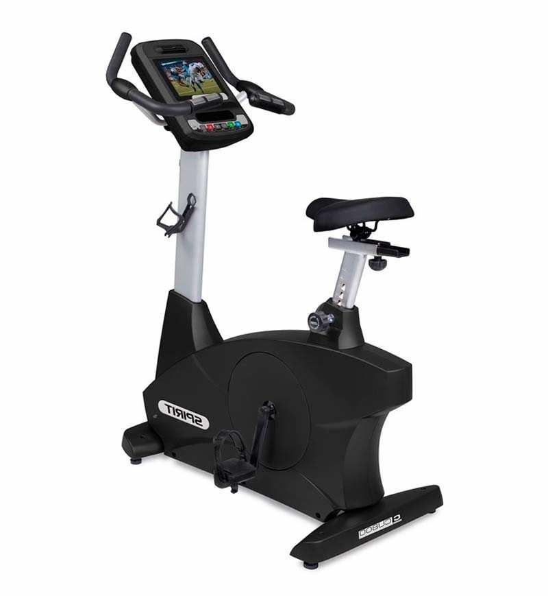 Велотренажер Spirit Fitness CU800 ENT