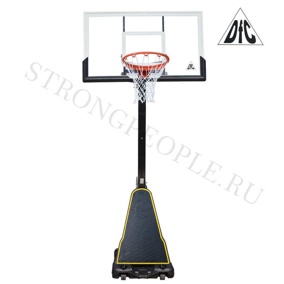 Мобильная баскетбольная стойка DFC STAND50P