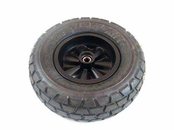 Колесо 400/140х8 для веломобиля Berg Jeep Revolution