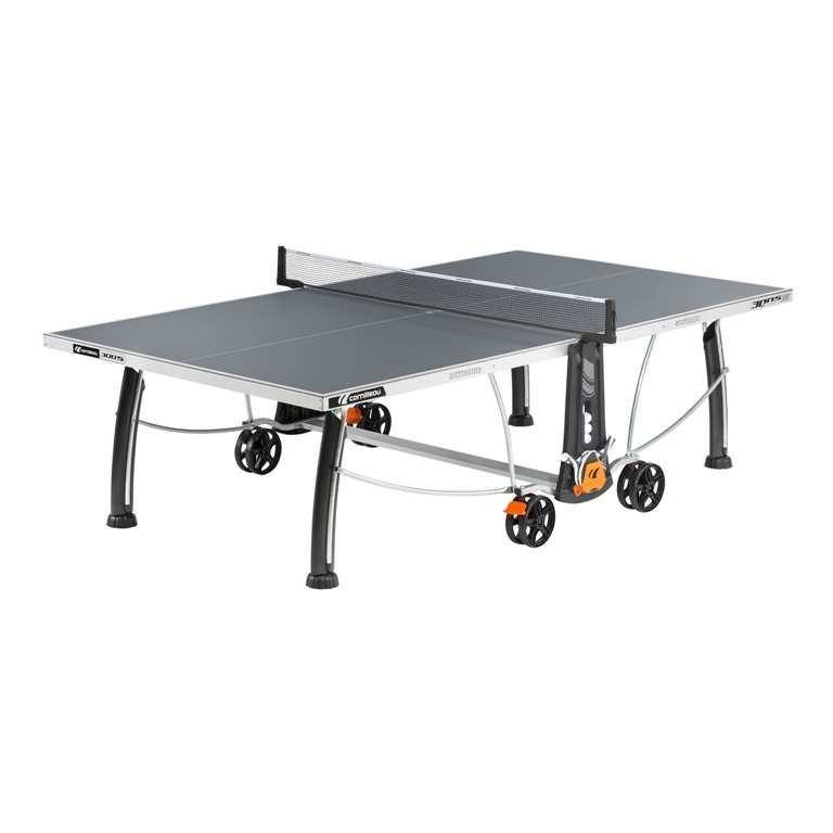 Теннисный стол всепогодный Cornilleau SPORT 300S CROSSOVER серый