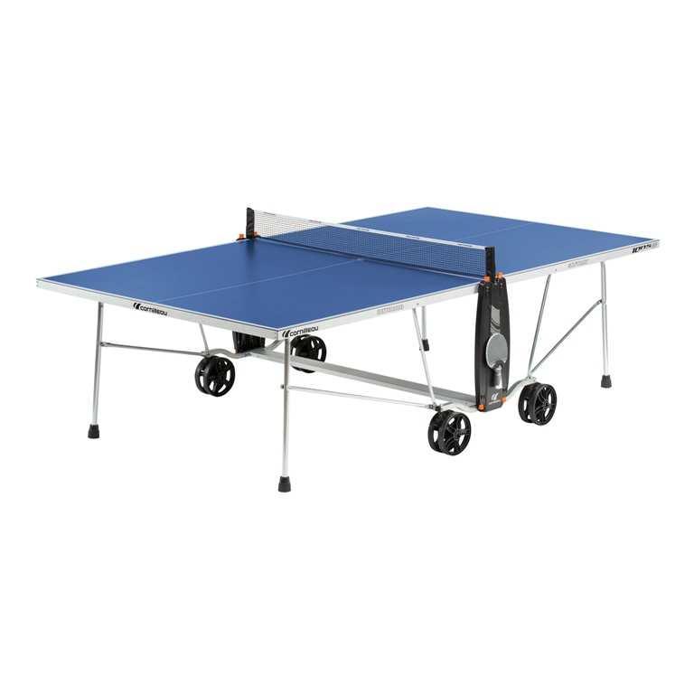 Теннисный стол всепогодный Cornilleau SPORT 100S CROSSOVER синий
