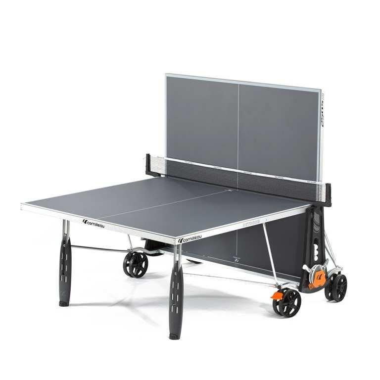 Теннисный стол всепогодный Cornilleau Sport 250S Crossover серый