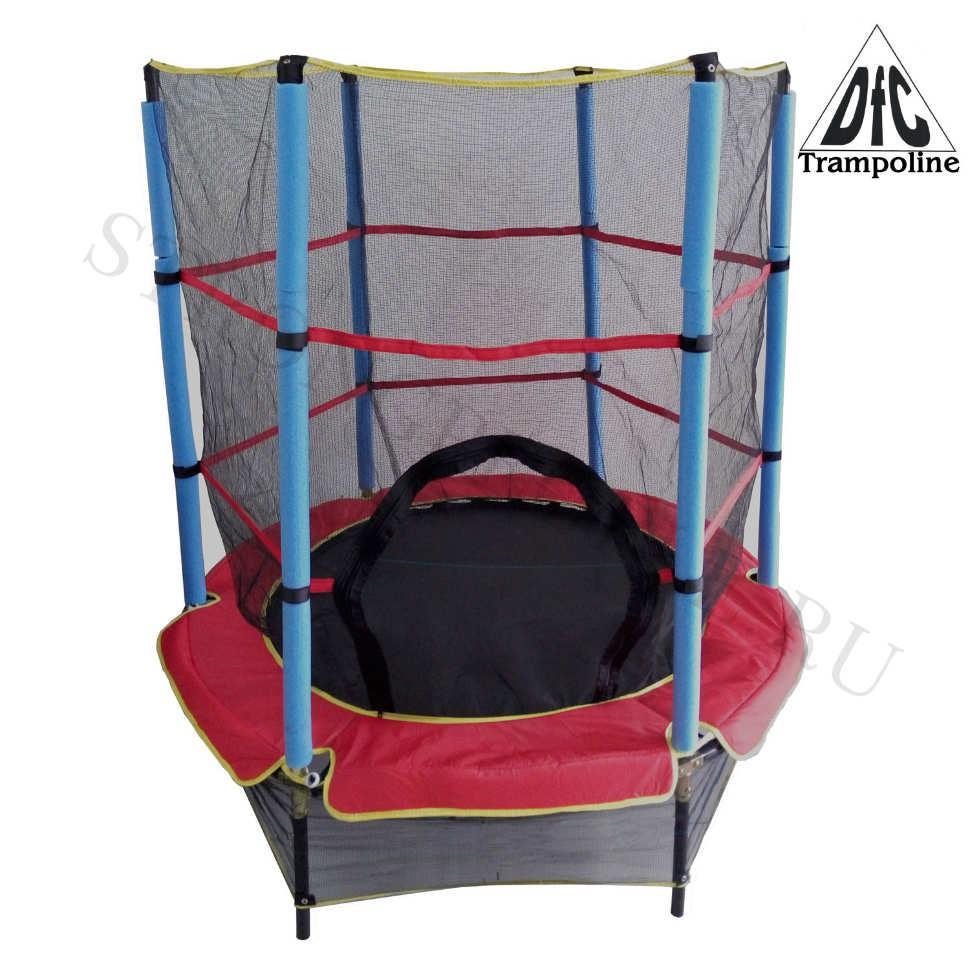 Батут DFC trampoline fitness 55INCH-TR-E