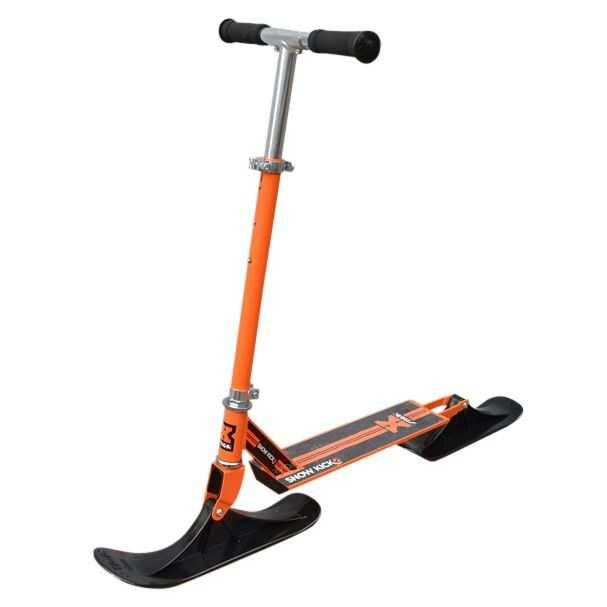 Самокат на лыжах Stiga Bike Snow Kick Cross Orange 75-1118-73