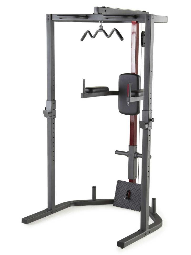 Стойка силовая Weider Pro Power Rack WEBE14933