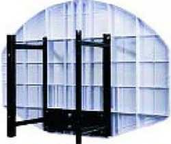 Универсальный крепеж для баскетбольного щита DFC 68628