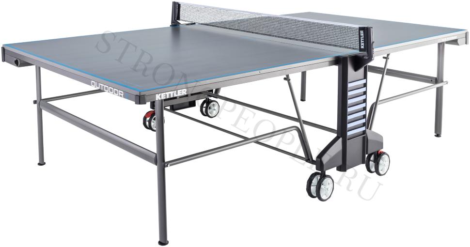 Теннисный стол всепогодный Kettler OUTDOOR 6