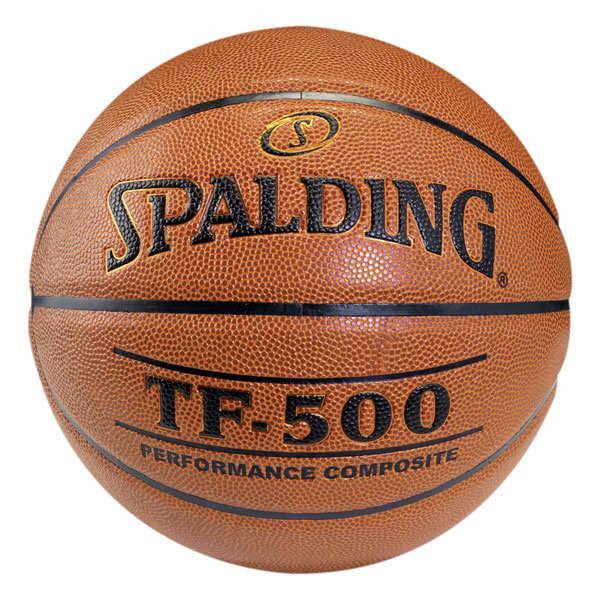 Мяч баскетбольный Spalding TF-500 74-530 размер 6