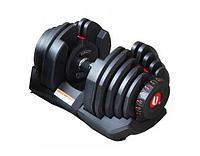 Регулируемая гантель Optima Fitness 40 кг, фото 1