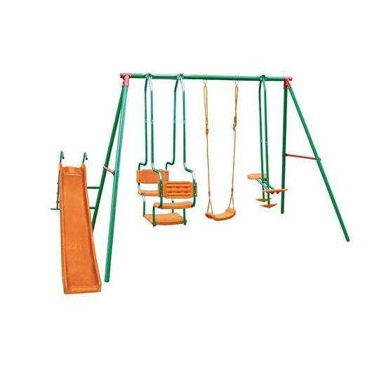 Детский уличный многофункциональный комплекс MSGL-01