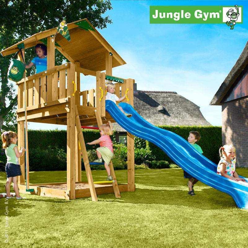 Детский городок Jungle Gym Chalet