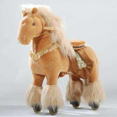 """Механическая лошадка Поницикл (Ponycycle) """"Королевская лошадка"""" 4043 Озвученная"""