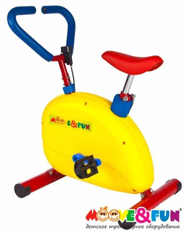 Велотренажер Moove&Fun SH-002W