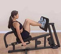 Опция жим ногами горизонтальный Body Solid GLP