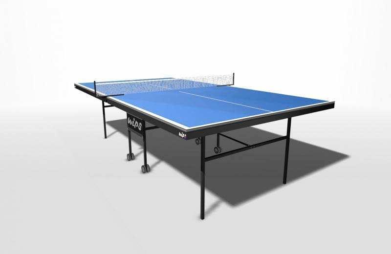 Теннисный стол с сеткой домашний WIPS Royal (СТ-ПРУ)