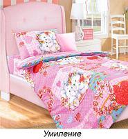Комплект детского постельного белья от Текс-Дизайн (Умиление), фото 1
