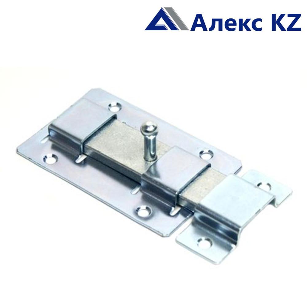 Задвижка дверная ЗД-02 (ПД) цинк