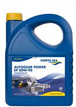 7306 NORTH SEA AUTOGEAR POWER MP 80W-90 GL 5(1L)