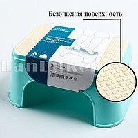 Стул подставка для ребенка табурет до 200 кг для ванной комнаты. 41500 (003)