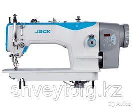Одноигольная швейная машина челночного стежка (С нижним и верхним транспортером ткани) JACK JK-H2-CZ