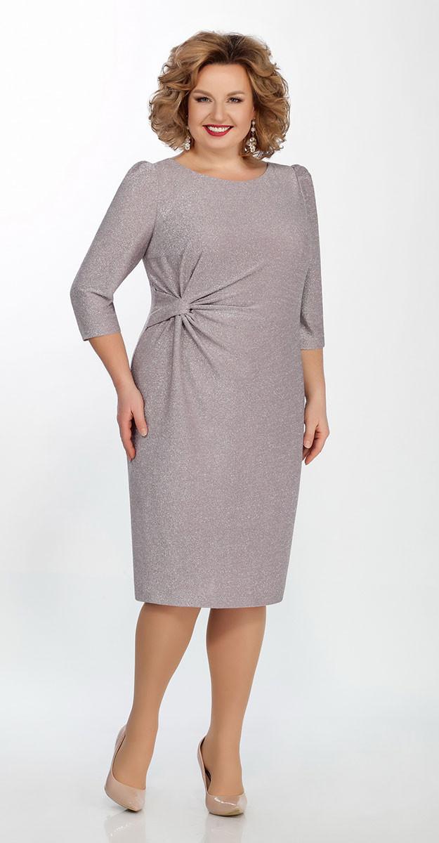 Платье La Kona-1275-1/1, лиловый, 52
