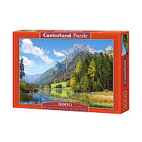 Пазл Горы, Альпы  3000 элементов Castorland, фото 1