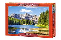 "Пазл ""Озеро в Италии"" 3000 элементов Castorland, фото 1"