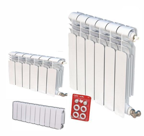 Радиаторы алюминиевые Ardenza 200/96