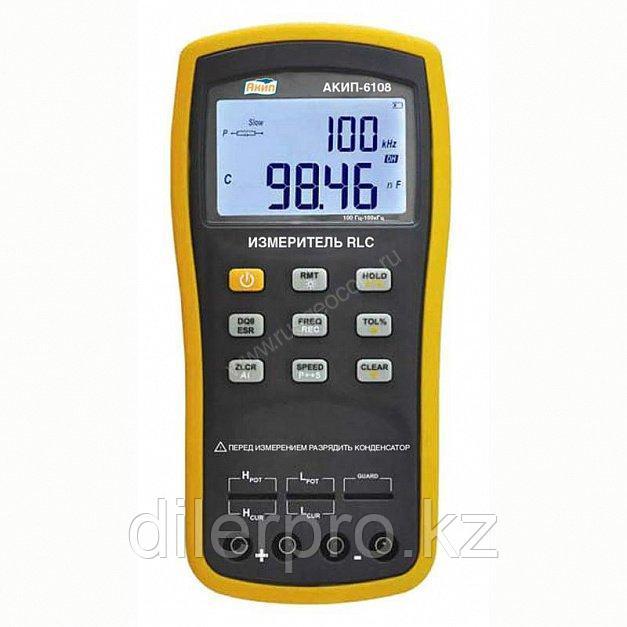 Измеритель RLC АКИП-6109