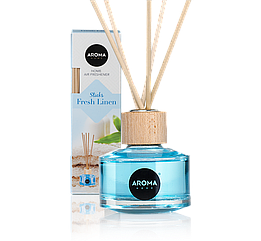 Домашний ароматизатор Aroma Home Sticks Fresh Linen