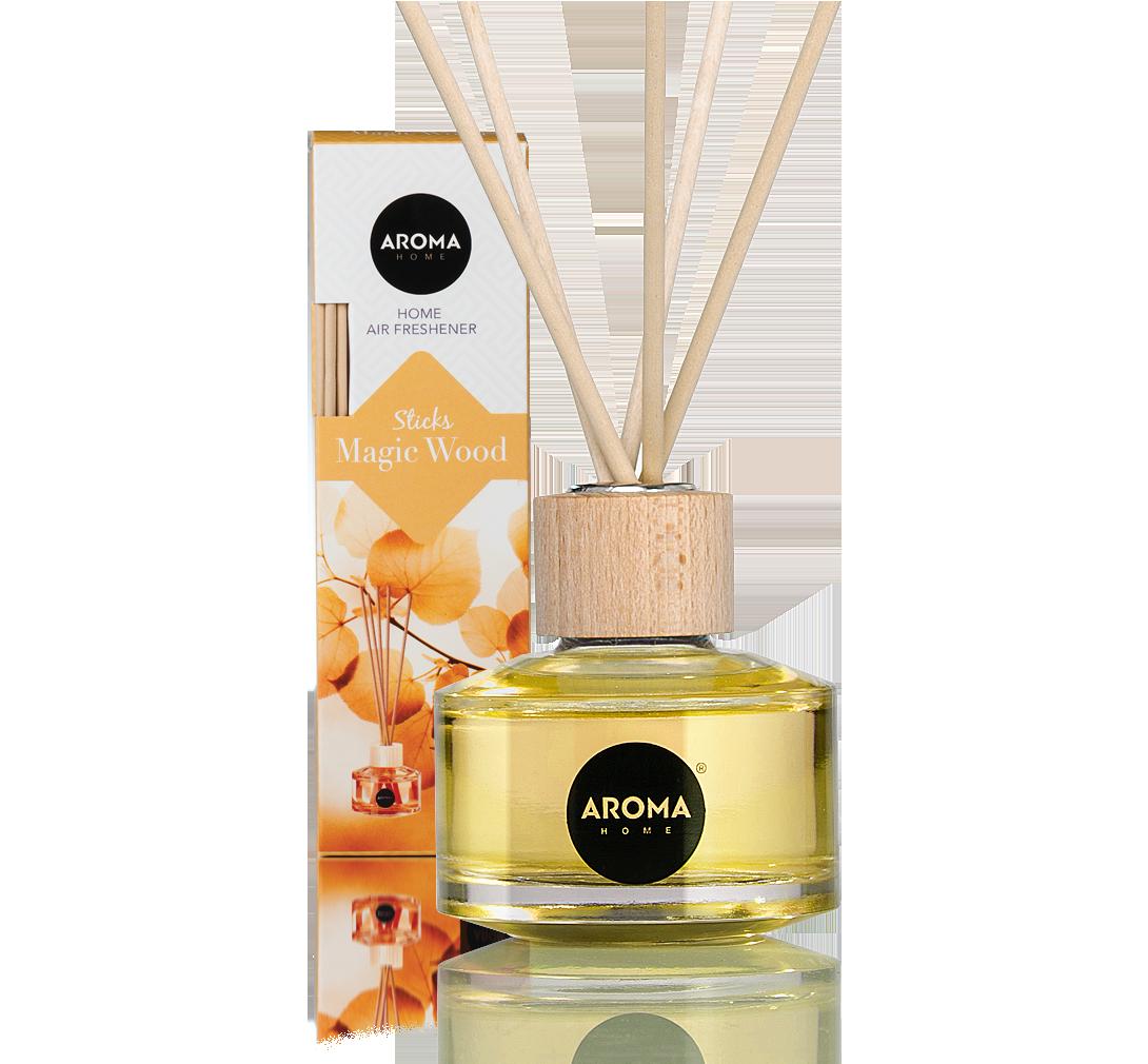 Домашний ароматизатор Aroma Home Sticks Magic Wood