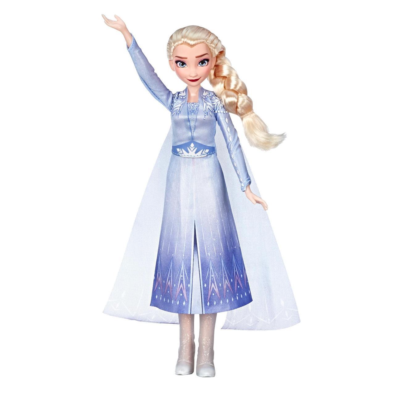 "Hasbro Disney Frozen ""Холодное Сердце 2"" Кукла Поющая Эльза"