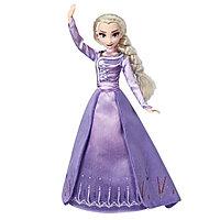 "Hasbro Disney Frozen ""Холодное Сердце 2"" Кукла Эльза Делюкс"