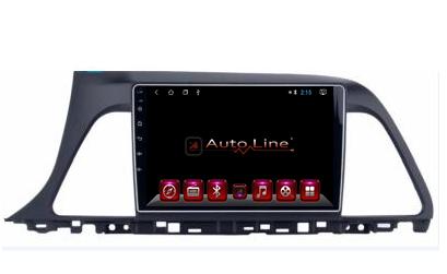 Автомагнитола AutoLine Hyundai Sonata 9 2011+ ПРОЦЕССОР ПРОЦЕССОР 4 ЯДРА (QUAD CORE)