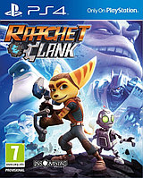 PlayStation 4 PS4  Ratchet & Clank, фото 1