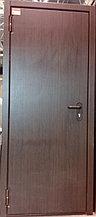 """Двери противопожарные с МДФ накладками """"ДМПФ EI60"""""""