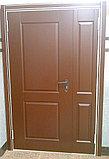 """Двери противопожарные с МДФ накладками """"ДМПФ EI60"""", фото 2"""