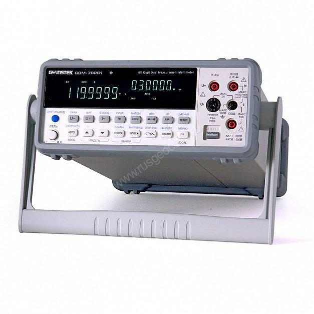 Вольтметр GW Instek GDM-78261