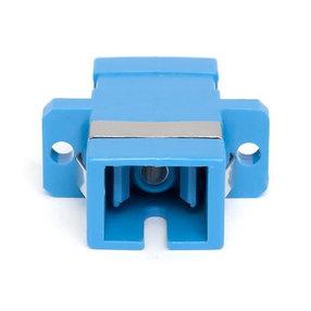 Адаптер (розетка проходная) SC/UPC SM, фото 2