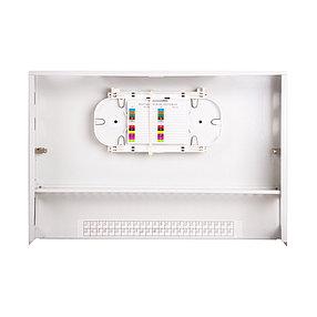 Кросс оптический 2U SC/APC 32 PORT SM (в комплекте 32 адаптера+32 пигтейла+32 гильз), фото 2