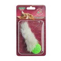 Лапка пушистая (игрушка для кошек)-мягкая упаковка
